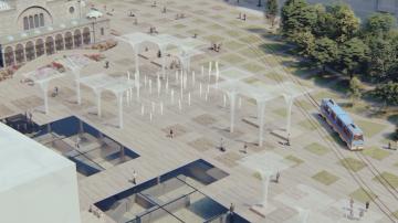 Какви са амбициите и възможностите за обновяването на площад Св. Неделя