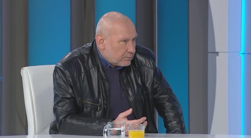 Археологът проф. Николай Овчаров и историкът проф. Пламен Павлов тръгват