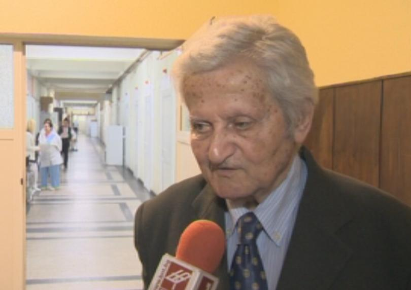 85-годишен юбилей на един от най-изтъкнатите онколози у нас отбелязаха