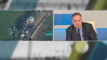 Проф.Владимир Чуков: Мирното споразумение за Сирия се оказа безполезно
