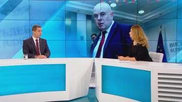 Владимир Николов: За първи път изборът на главен прокурор е толкова открит