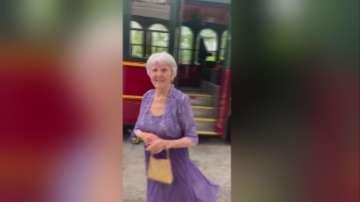 97-годишна американка най-накрая отиде на абитуриентски бал