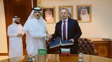 Визита на земеделския министър Порожанов в Саудитска Арабия