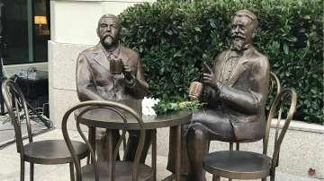 В София откриха паметник на братя Прошек