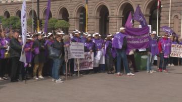 Медиците излязоха на национален протест с искане за по-високо заплащане