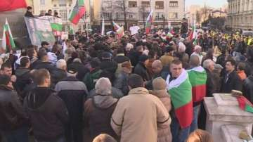 Протестът Национална стачка поиска оставката на кабинета
