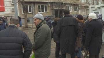 Два протеста срещу застрояването в София