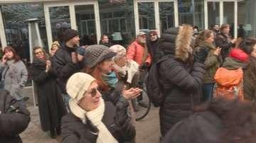 Протест в защита на Денят започва с култура