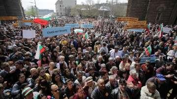 Хора с увреждания излязоха на протест срещу реформите в ТЕЛК