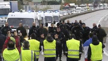 В Париж отново ще протестират срещу цените на горивата