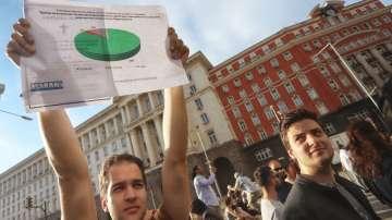 Протест иска президентът да наложи вето на Закона за Черноморското крайбрежие