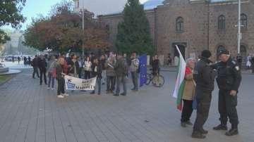 Продължават протестите срещу избора на Иван Гешев за главен прокурор
