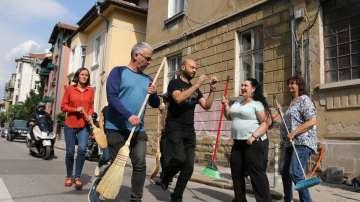 Родители протестираха пред сградата на Фондация Анимус