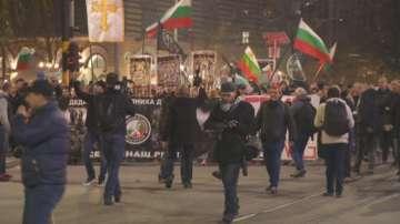 Без сериозни инциденти премина протестното шествие в София