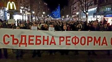 Граждани протестираха в защита на Лозан Панов