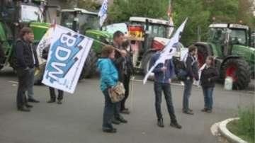 Среща по проблемите на германските млекопроизводители