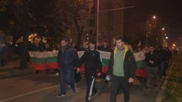 Протести в няколко града с искания за смяна на политическия модел