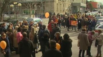 Протест и контрапротест за двама лекари от Русе