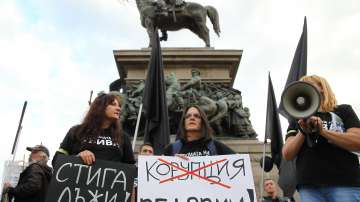 Ново протестно шествие на майките на деца с увреждания