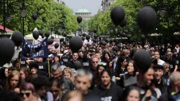 16-ти ден от протеста на  майките на деца с увреждания
