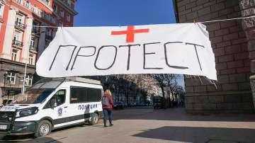 Протестиращите медицински сестри ще се срещнат с премиера Борисов тази вечер