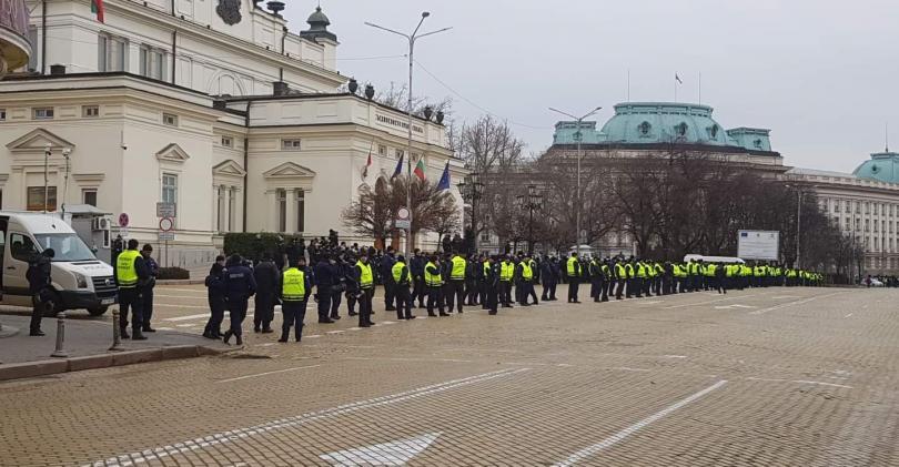 снимка 12 Ресторантьори и хотелиери на протест заради Наредба Н-18