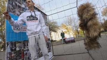 Необичаен протест пред НС срещу убиването на животни заради ценните им кожи