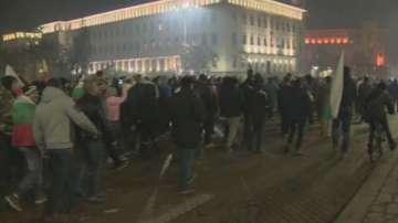 Протестно шествие блокира централни булеварди в София