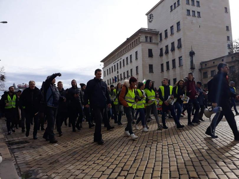 снимка 14 Ресторантьори и хотелиери на протест заради Наредба Н-18