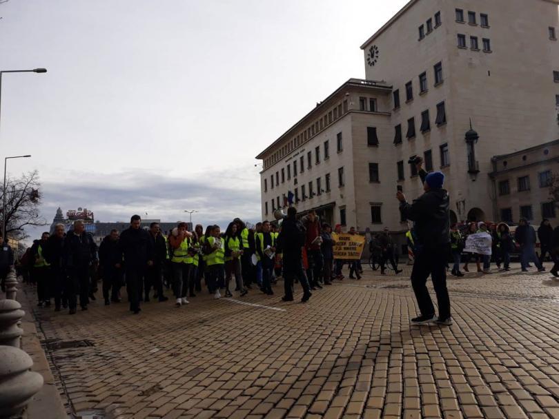 снимка 13 Ресторантьори и хотелиери на протест заради Наредба Н-18