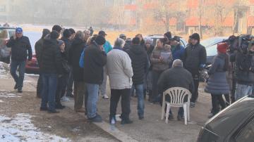 Жители на столичния кв.Обеля на протест срещу застрояване на зелените площи