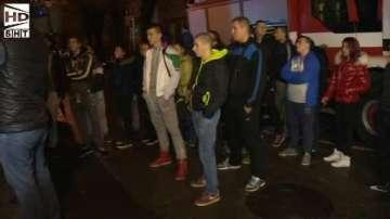 Протест срещу полицейски произвол в София