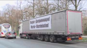 Българските превозвачи са наели самолет, с който ще отпътуват за протеста утре