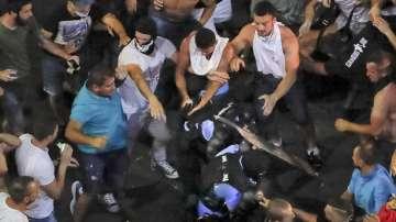 Над 450 души са ранени след поредния протест в Букурещ