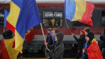Многохилядни протести в Румъния тази вечер