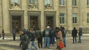 Рокери излязоха на протест в Русе