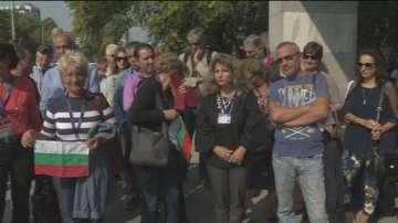 Протест пред СЕМ в подкрепа на генералния директор на БНР