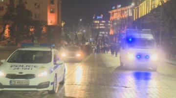 Протестът за горивата и този на майките на деца с увреждания се сляха в София