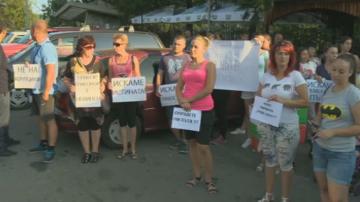 Жителите на Своге отново излязоха на протест с искане за ревизия на пътя