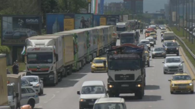 Българските превозвачи са готови за протести в Брюксел, ако Европейският