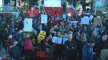От пратениците ни в САЩ: Протести в няколко града след победата на Доналд Тръмп