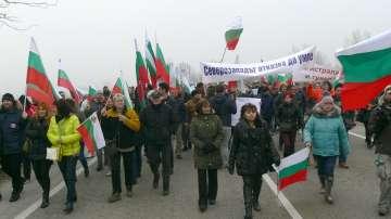 Видинчани искат магистрала до София и тунел под прохода Петрохан