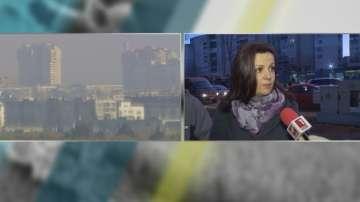 Жители на столични квартали на протест срещу мръсния въздух