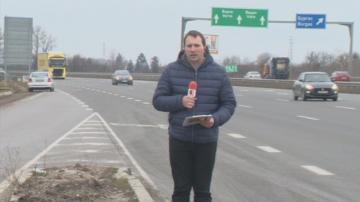 Протест с искане за магистрала между Видин и София и тунел под Петрохан