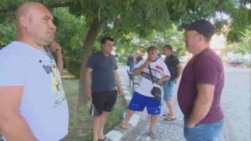Протест срещу блокадата на пътя между Сливен и Ямбол