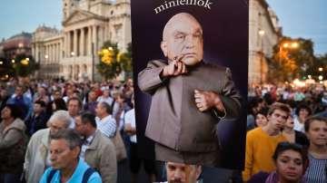 Протести преди референдума за мигрантските квоти в Унгария
