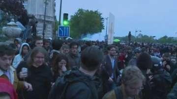 Граждански протести и безредици във Франция