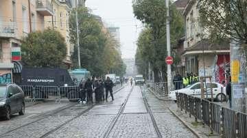 Приключиха протестите в защита и срещу избора на Иван Гешев за главен прокурор