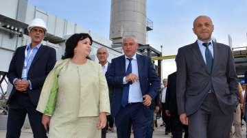 Проектът за газовия хъб ще се развива независимо от обстоятелствата