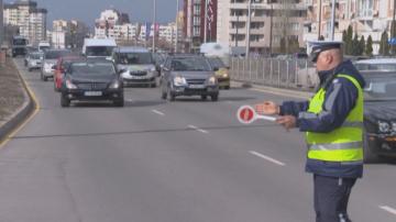 """Започва акция на Пътна полиция, наречена """"24 часа скорост"""